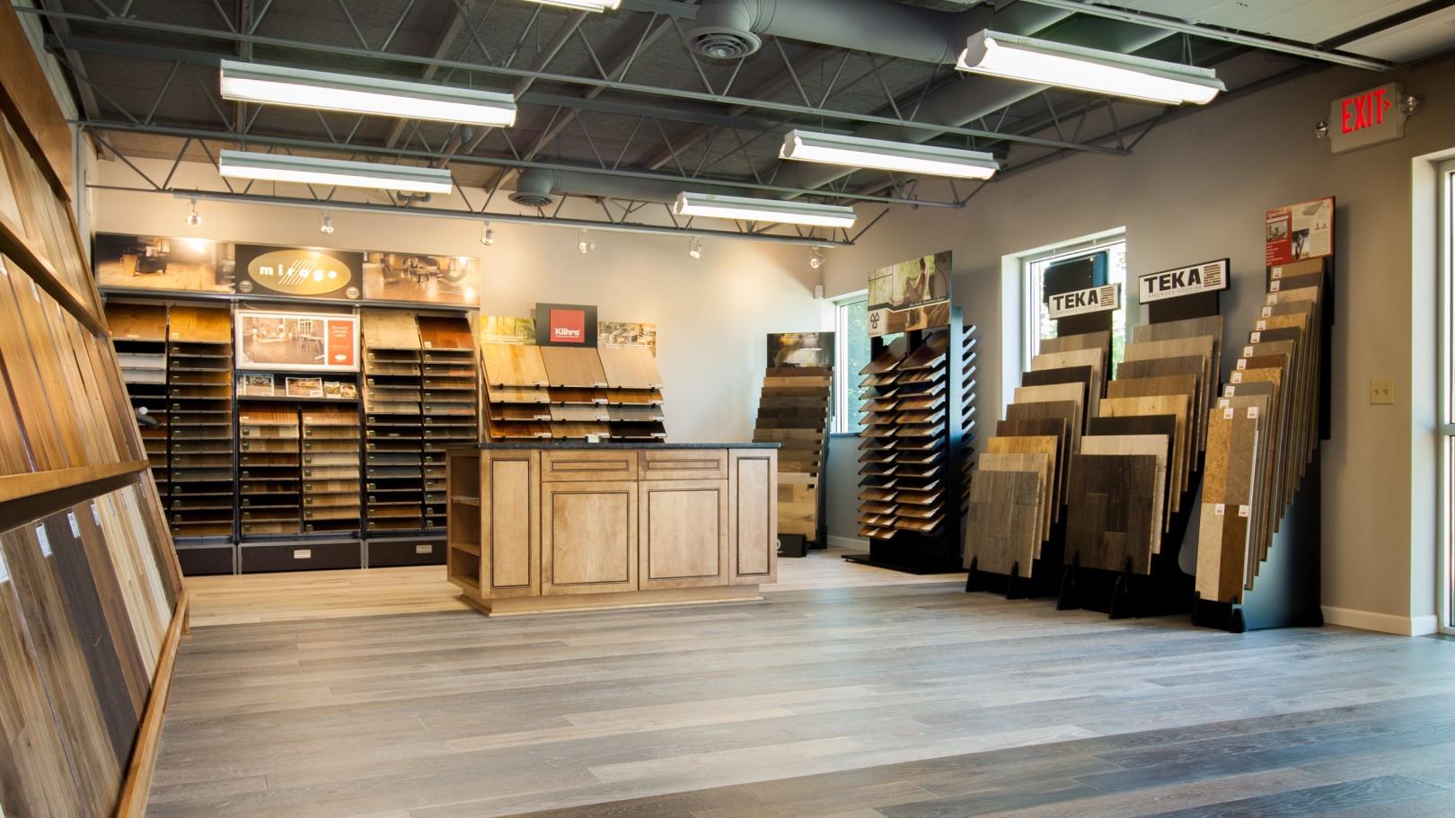 Flooring showroom Las Vegas