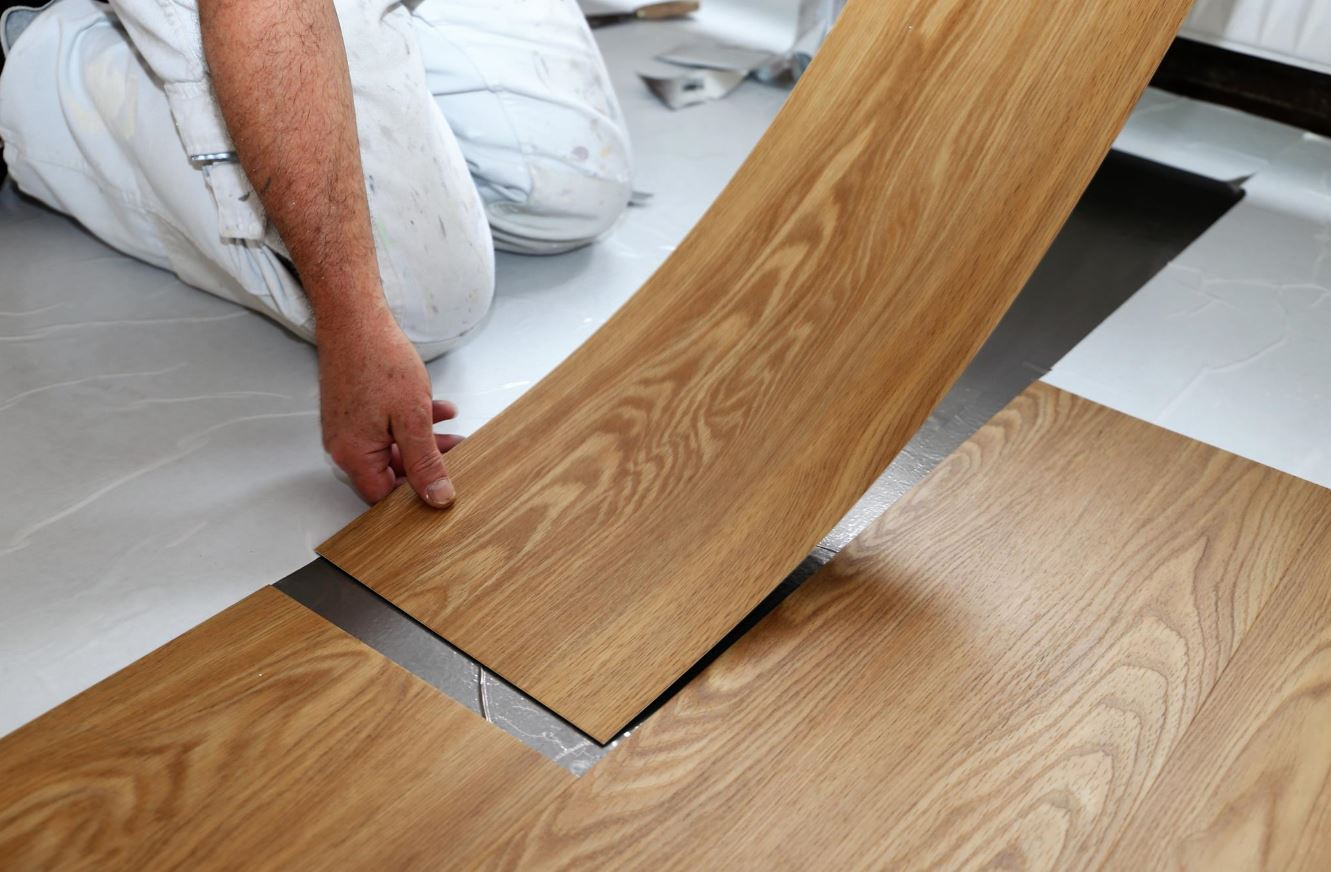 Read more about the article Vinyl flooring service page
